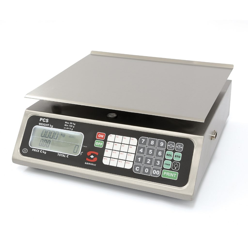 Commercial Scale